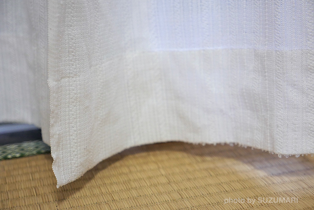 カビキラー カーテン